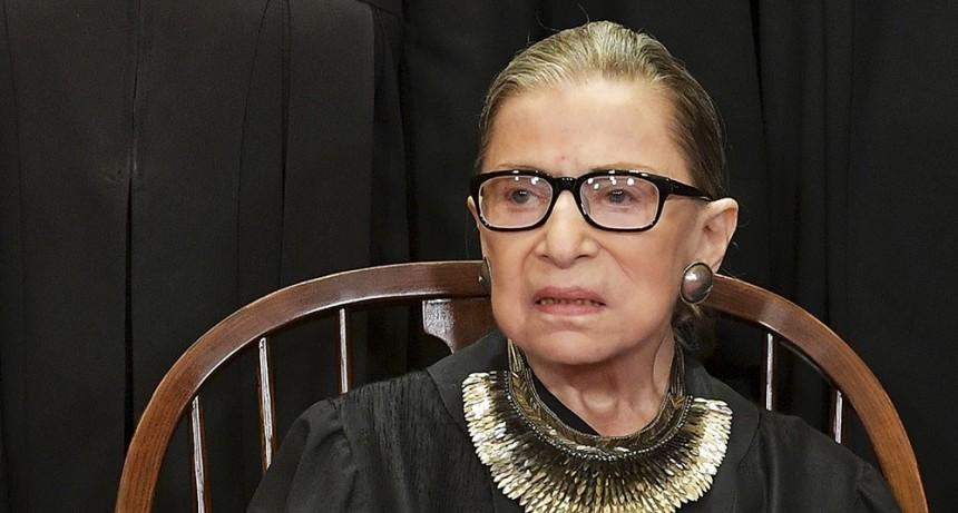 La muerte de la jueza Ginsburg desata la puja más trascendente de cara a las elecciones