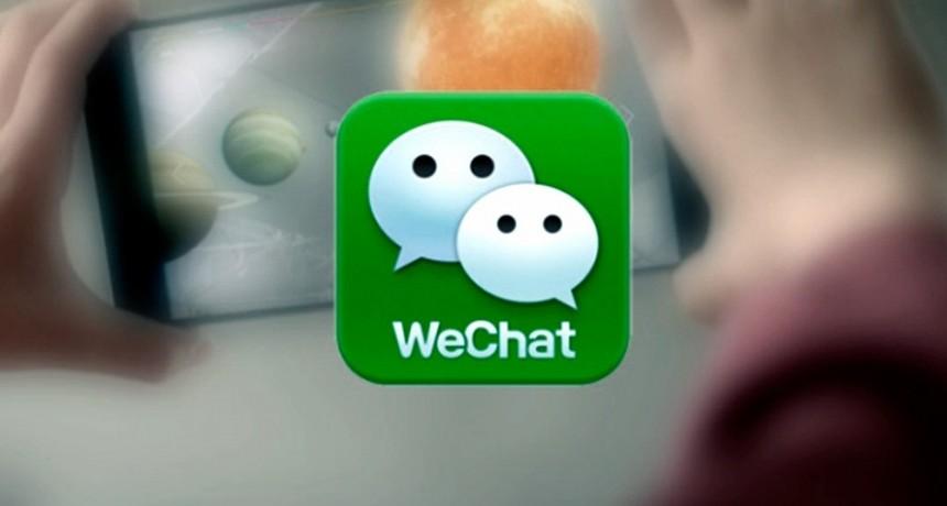 Una jueza suspendió la prohibición para bajar la aplicación WeChat