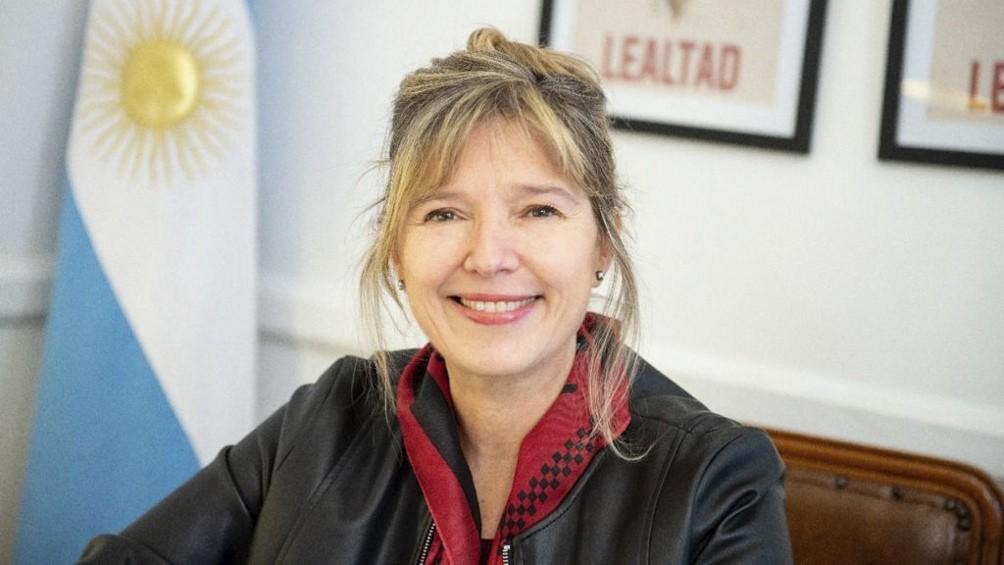 Cristina Álvarez Rodríguez vuelve al Ministerio de Gobierno bonaerense