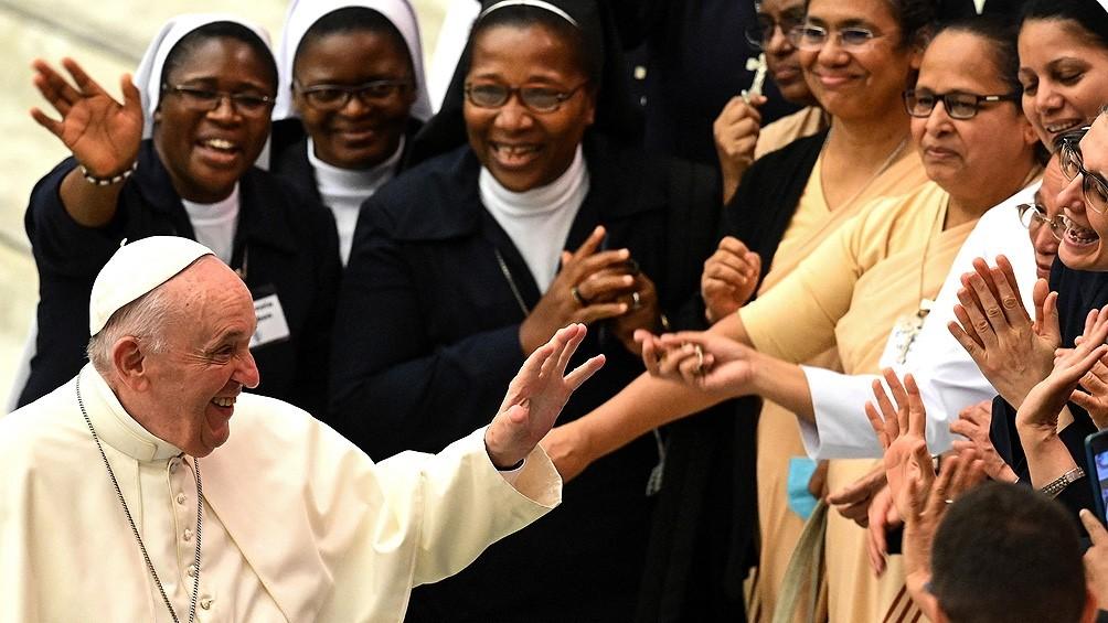 Francisco denunció que la violencia sobre las mujeres