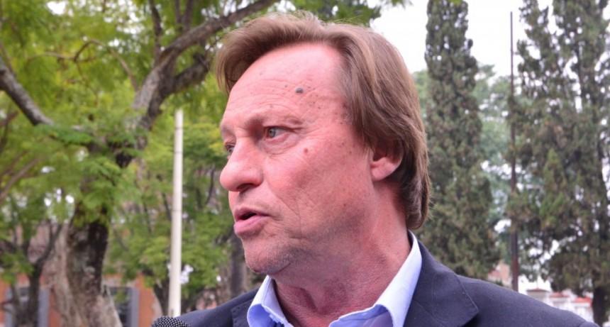 El Intendente Sergio Varisco recibió el alta médica