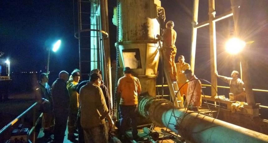 Se normaliza la producción de agua potable y se restablece progresivamente el servicio en sectores afectados