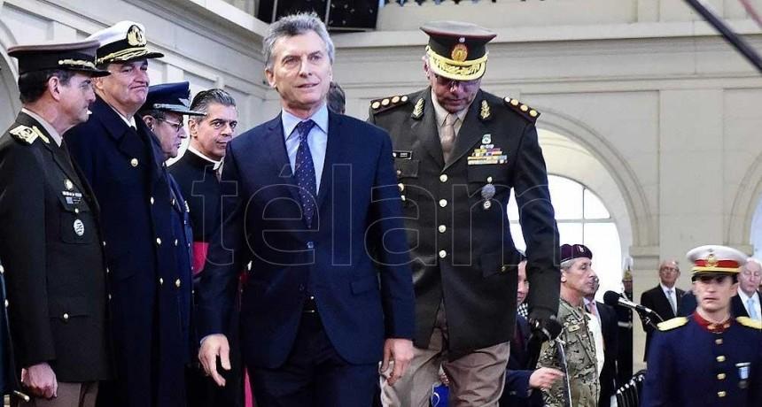 El Presidente encabeza el acto conmemorativo del 150 aniversario del Colegio Militar