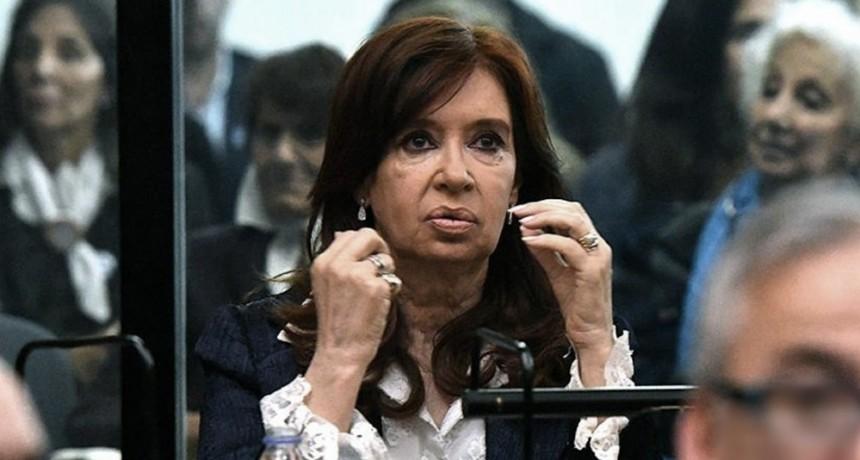 El juicio oral a Cristina Kirchner se reanudará el 4 de noviembre