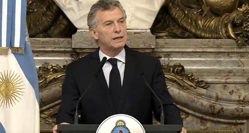 Macri propuso extender el Servicio Cívico a jóvenes que no estudian ni trabajan