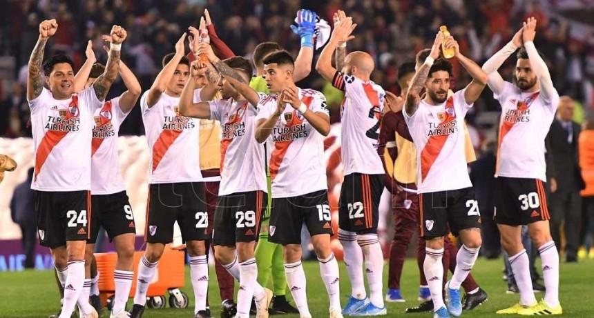 River busca avanzar a las semifinales frente a Almagro