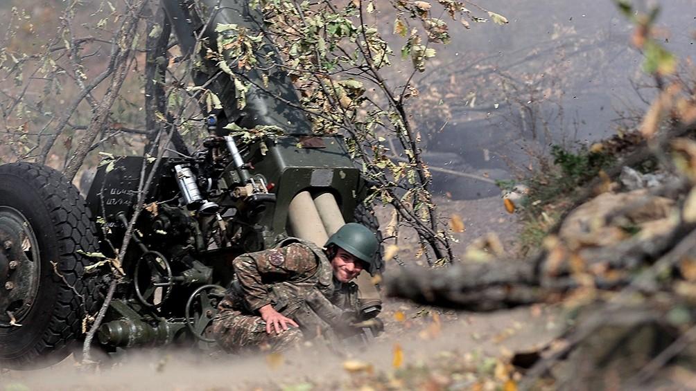 Fuerzas azerbaiyanas y armenias vuelven a enfrentarse pese al tercer intento de tregua