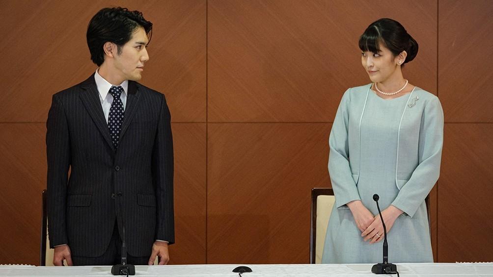 La princesa Mako se casó con su novio plebeyo y dejó de pertenecer a la realeza