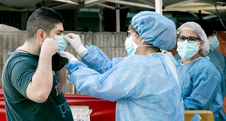 Coronavirus: 35 muertos y 1.541 nuevos contagios en Argentina