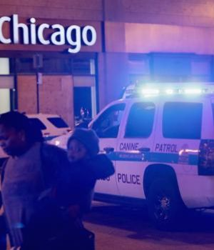 4 muertos en infernal tiroteo en un hospital de Chicago