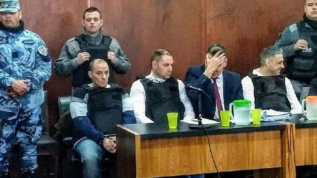 Los hermanos Lanatta y Schillaci condenados por el ataque a gendarmes