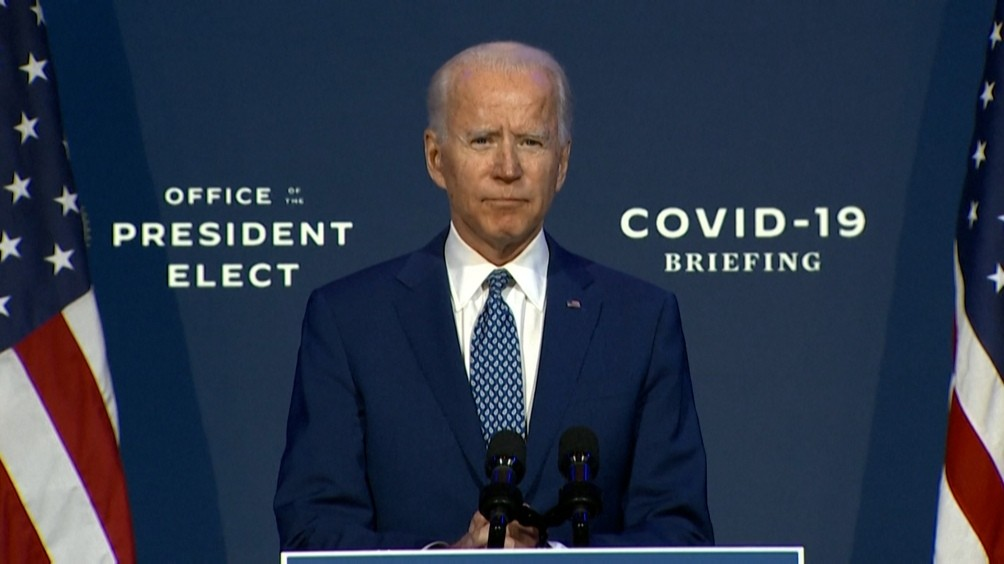 Primeros nombramientos de Biden: por primera vez un latino será secretario de Seguridad Interior