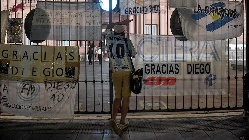Las redes inmortalizaron a Maradona con un homenaje récord mundial en tendencias