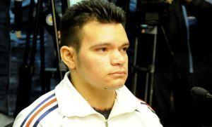 Azcona, preso por matar a estudiante chilena, denunció que fue violado por guardias