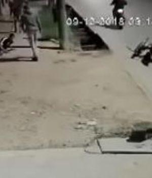 Brutal asesinato en Chaco quedó registrado por las cámaras de seguridad