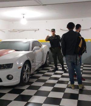 Cayó banda narco que traficaba droga a España en autos de rally