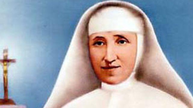 La iglesia recuerda hoy a la beata Nemesia Julia Valle