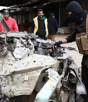 Nueve muertos en atentado con coche bomba en Siria